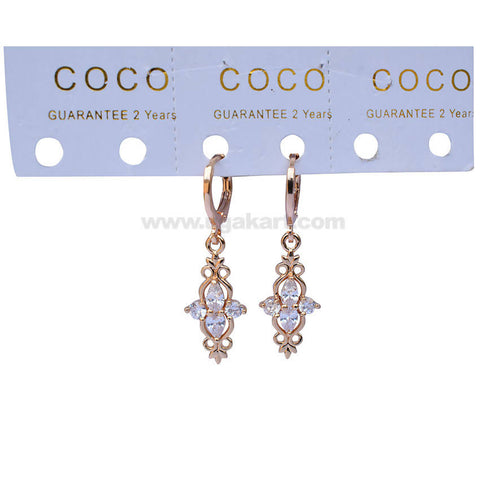 Classy Coco Violet Earrings