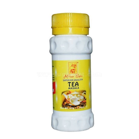 African Spices Tea Masala 50gm