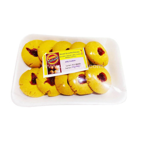 Jelly Cookies_(Without Egg)_200Grams