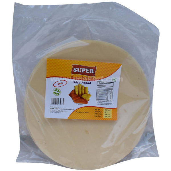 Super Papad 200Gm