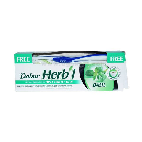 Dabur Herbal Toothpaste For Oral Protection