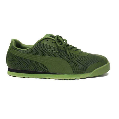 Puma Green Mens Designer Shoes