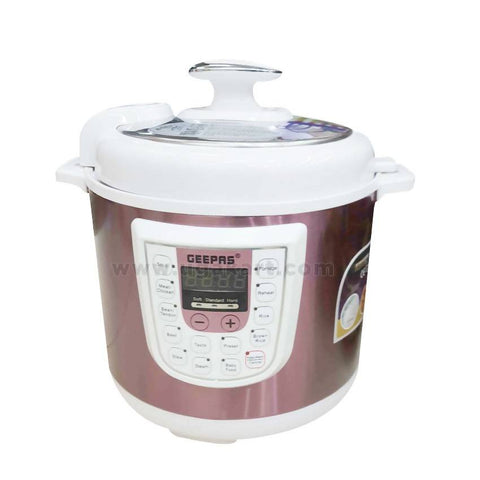 Geepas Electric Rice Coocker-5ltrs