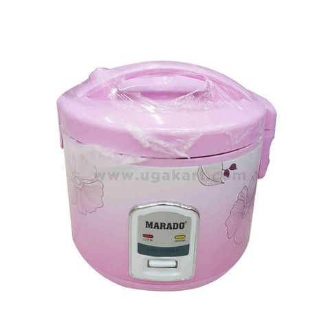 MARADO Electric Rice Cooker-3ltrs