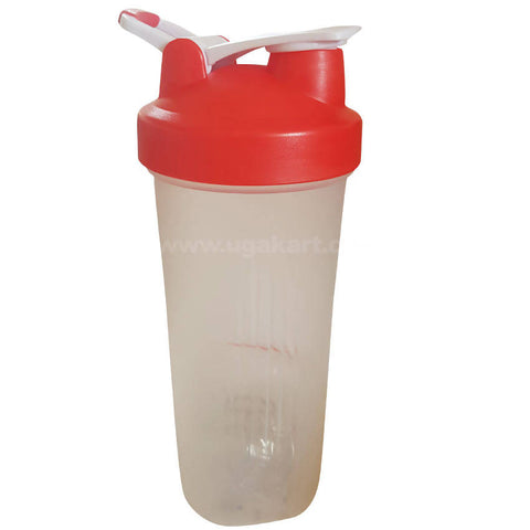 Red and White Water Bottle (600ML)