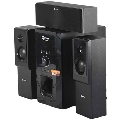 Sayona 15000W P.M.P.O. SHT-1130BT 3.1 Channel Bluetooth Subwoofer- Black.