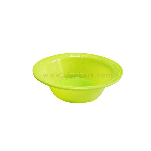 4pcs Light Green - Plastic Plate