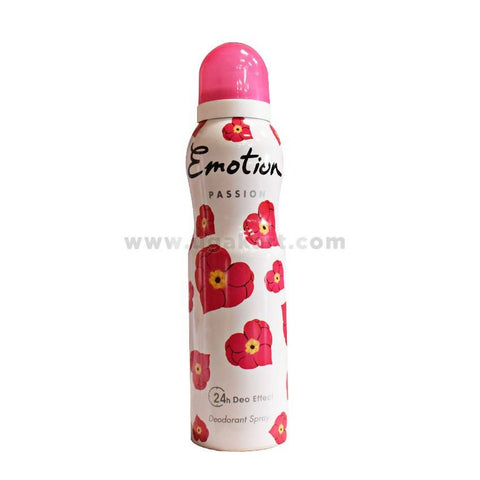 Emotion Passion Deodorant Spray 150ml