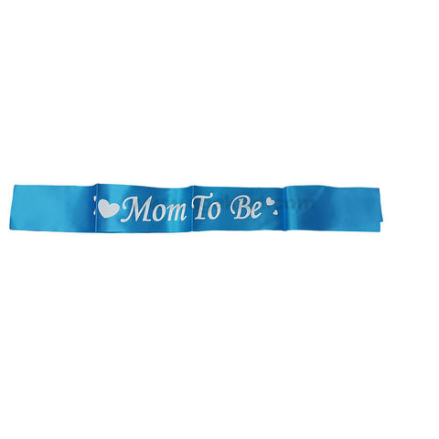 Mom To Be Cross Ribbon (Sashes)