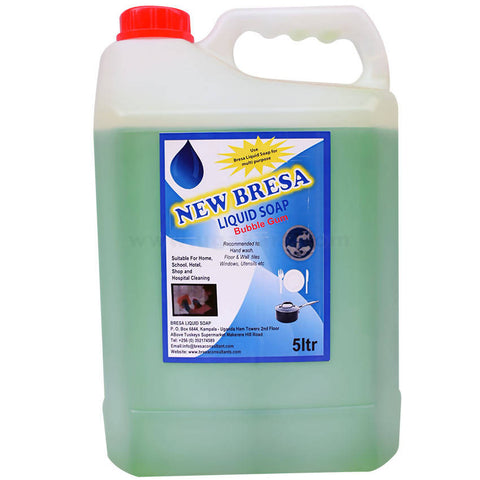 New Bresa Liquid Soap 5Ltr