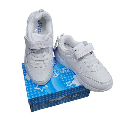 Sports Shoes_White