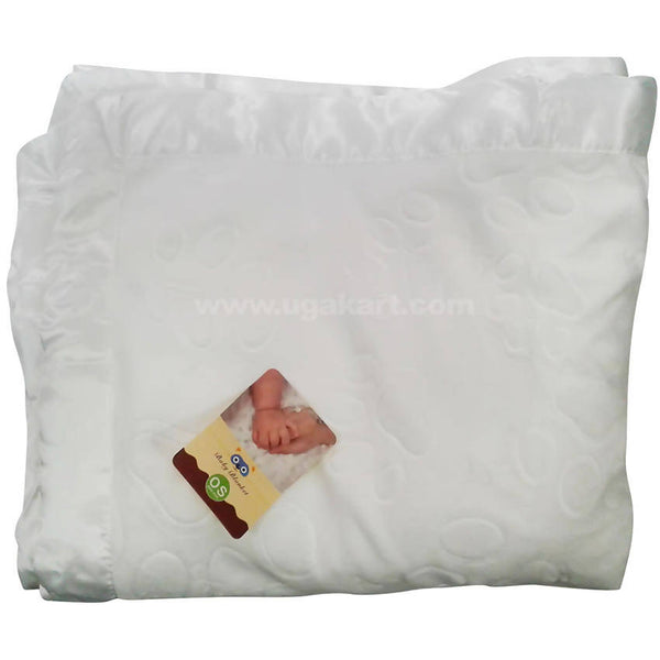 iBaby White Blanket