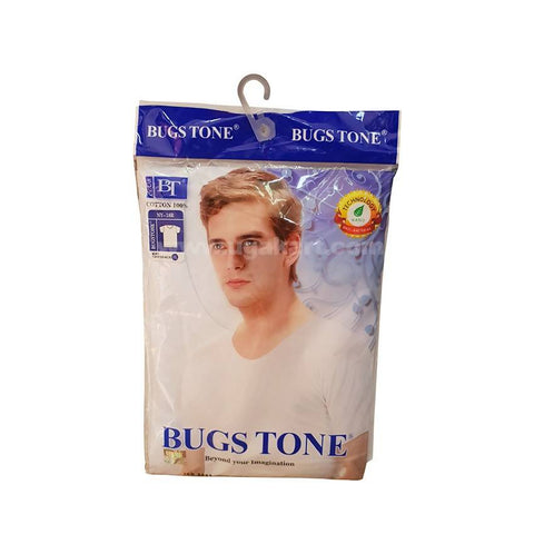 Bugstone Cotton Vest For Men