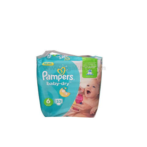 Pampers Baby-Dry_Size 6_33 Pants