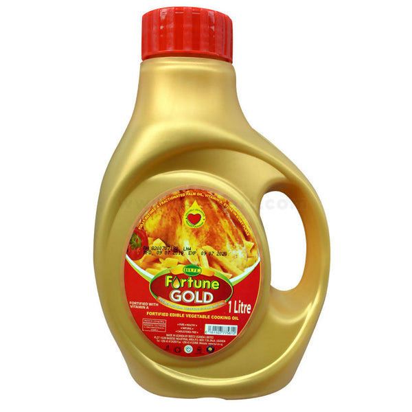 Bidco Fortune Butto Cooking Oil 1L
