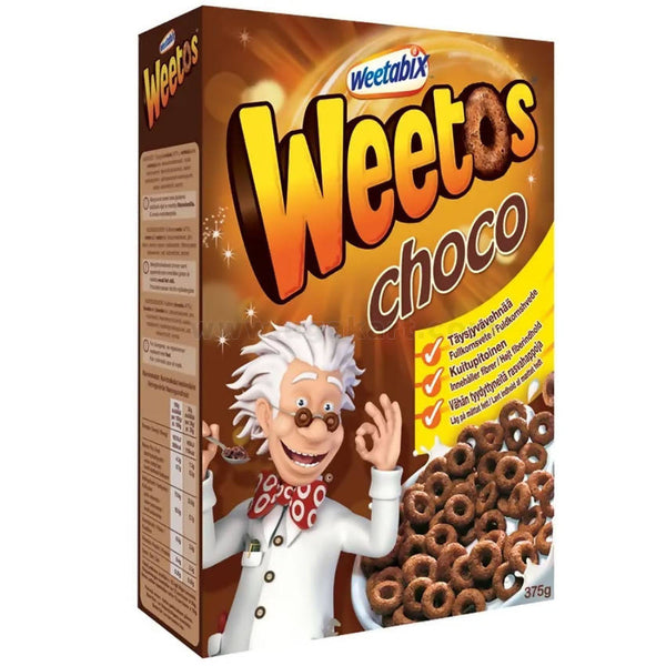Weetos Chocolatey Cereal 375 Gms