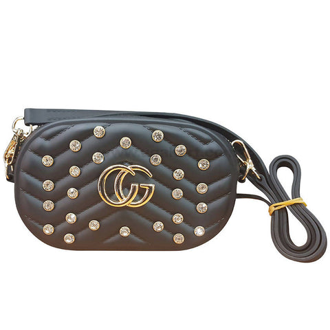 CG Black Womens Wallet