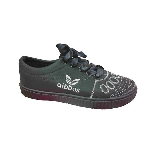Aibbos Black Girls Shoes