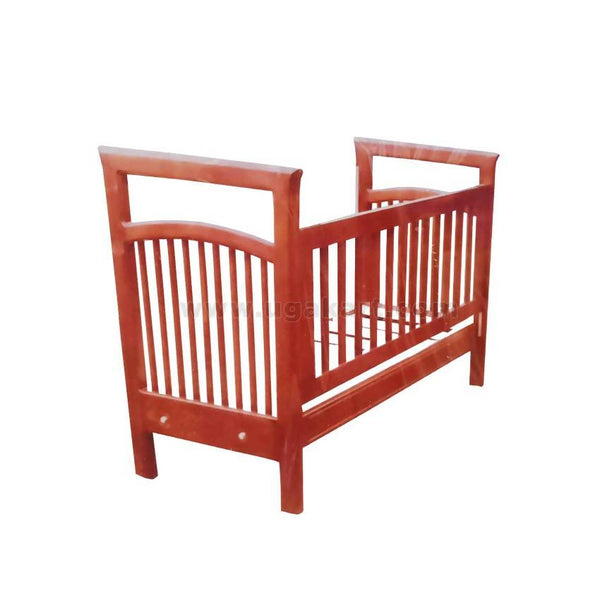 Classic Baby Cot Wooden Bed-Length 4Feet / Width 2&Half