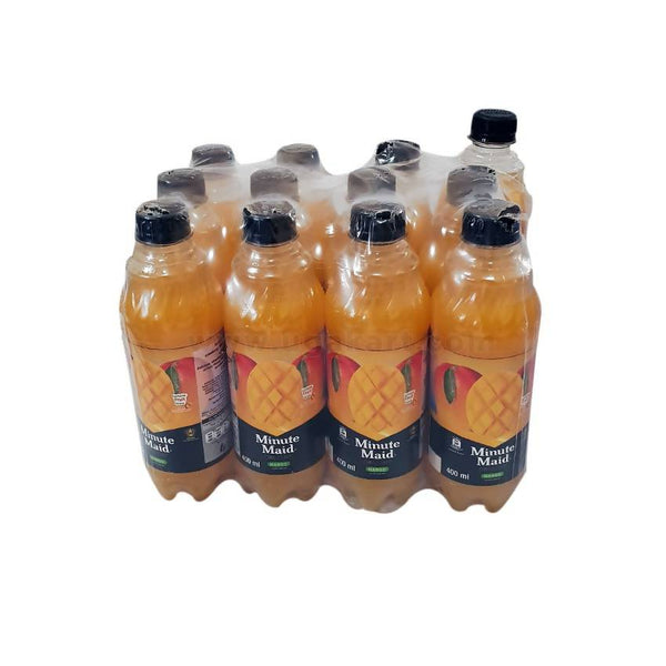 Minute Maid Mango -400ml (12Pc)