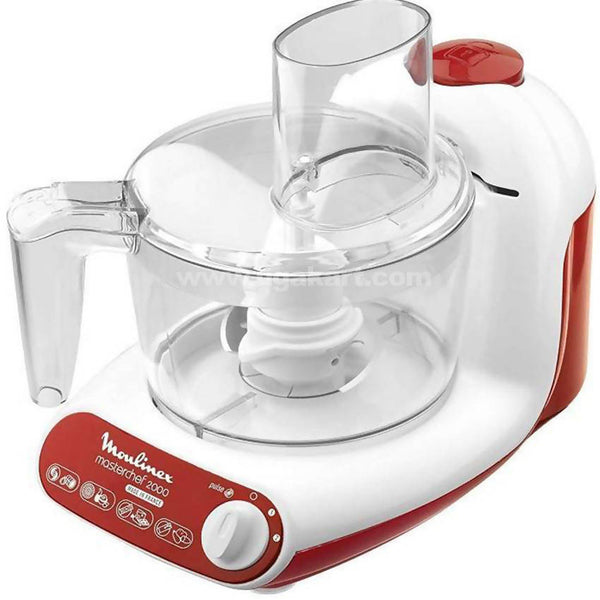 Moulinex Food Processor Masterchef 2000 - FP2111BA_White