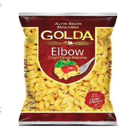 GOLDA ELBOW_PASTA_500G