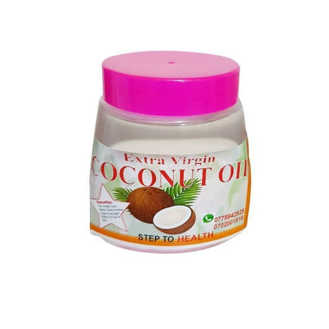 Extra Coconut Oil - Step To Health