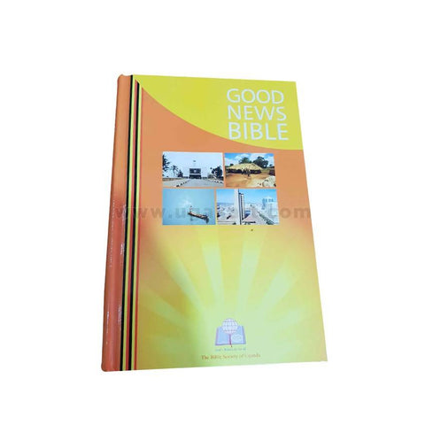 Good News Bible_The Bible Society Of Uganda_Yellow