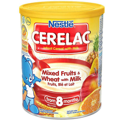 Nestle Cerelac Infant Cereal with Milk From 8 Months