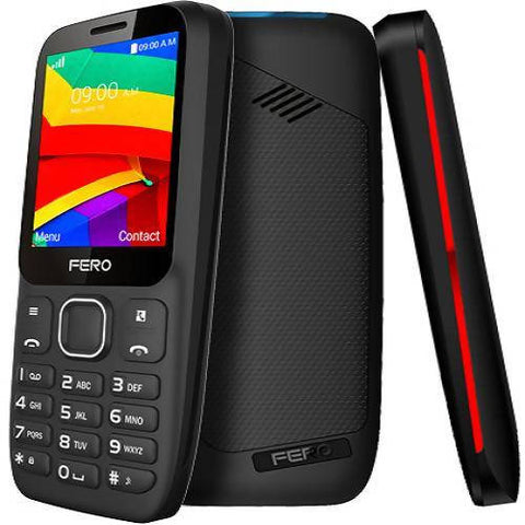 Fero F2403 Feature Phone