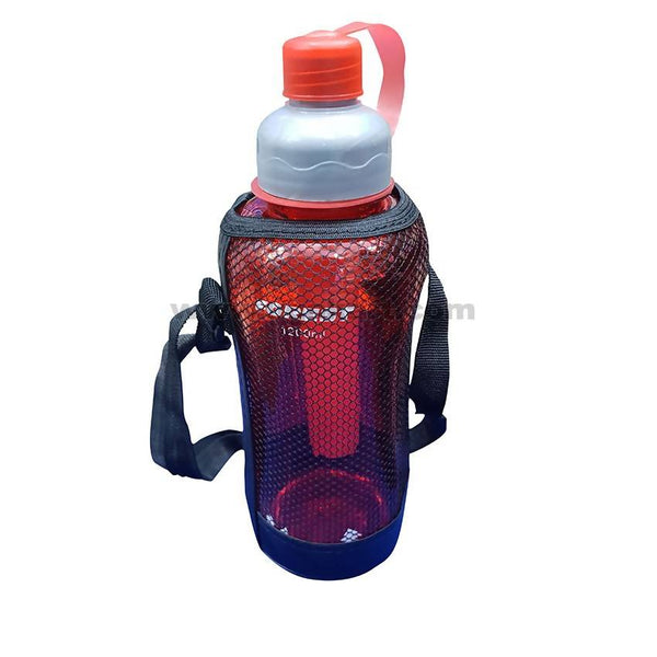 Forest 1200Ml Durable Water Bottle With Bag