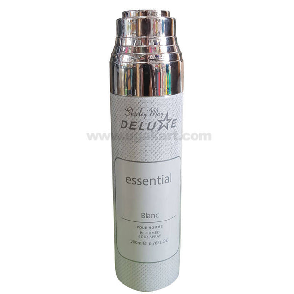 Shirley May Deluxe Essential Blanc_200ML