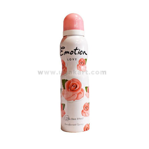 Emotion Love Deodorant Spray 150ml