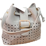 Grey Ladies Hand bag