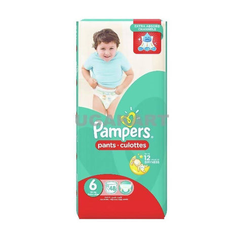 Pampers Pants Culottes S6 (16+-Kg)