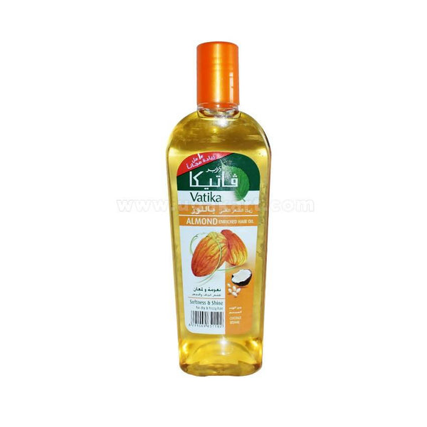 Vatika Almond Enriched Hair Oil 100ml