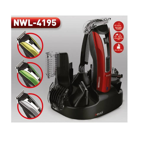 Newal Shaver Set NWL-4195
