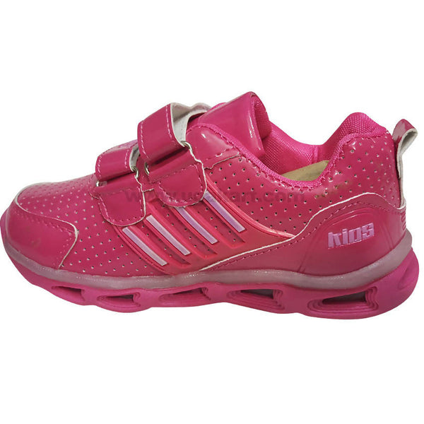 KIDS Pink Sports Shoes For Kids