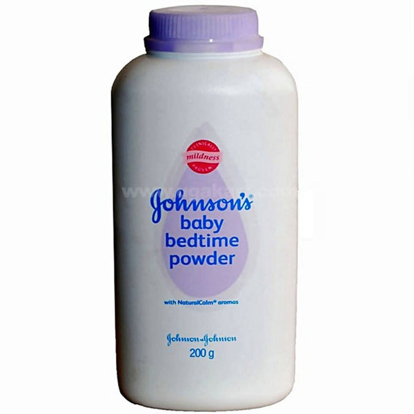 Johnsons Baby Bedtime Powder -200g
