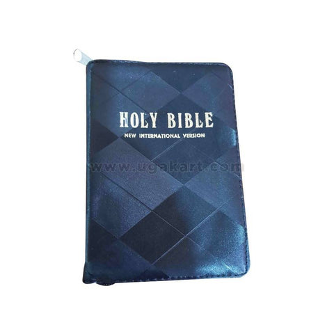 Holy Bible_New International Version_Black_Size Small