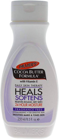 Palmers Cocoa Butter Fragrance Free Lotion 250ml