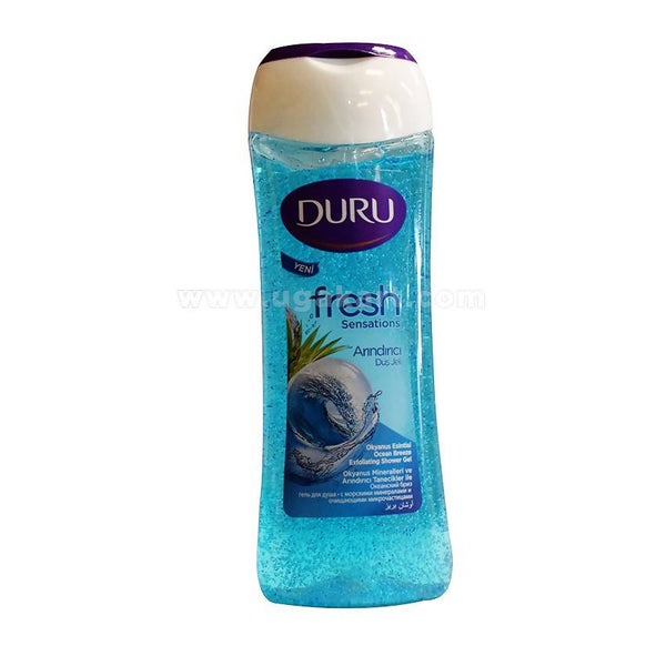 Duru Fresh Sensations Exfoliating Shower Gel Ocean Breeze 500ml