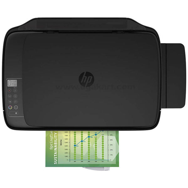 HP 415 All-in-One Ink Tank Wireless Color Printer (Black)