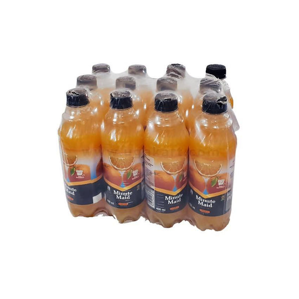 Minute Maid Orange 400ml (12Pc)