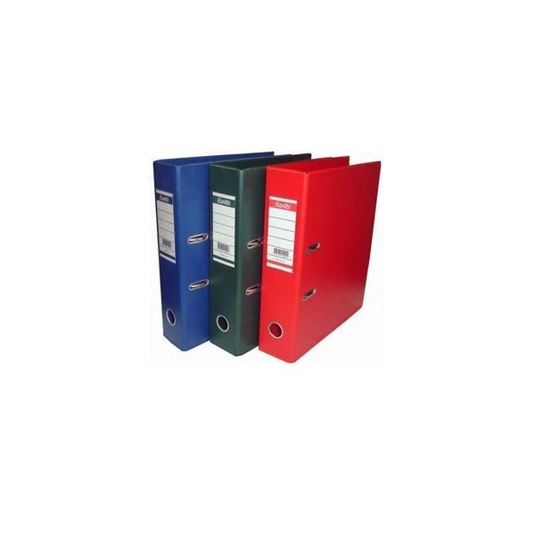 Box File Pvc Assorted Colors Fullscape Size
