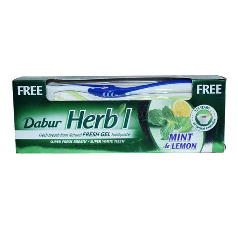 Dabur Herbal Fresh Breath Fresh Gel Toothpaste