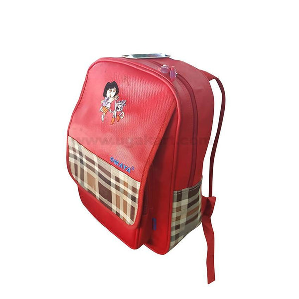 Omaya Red Dora Kids Bag