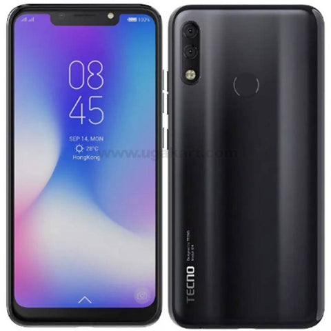 Tecno CF8_64GB_Black