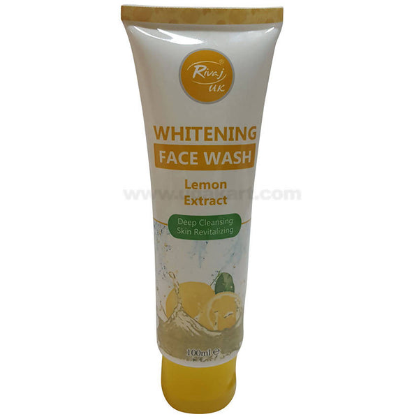 Whitening Face Wash with lemon extract,100ml