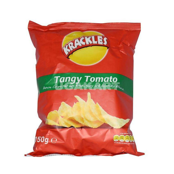 Krackles Tangy Tomato 150Gm